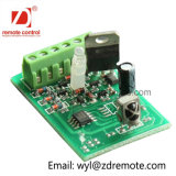 Customized Industrial Fan Speed IR/ RF Remote Controller with Remote