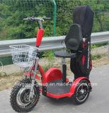 3つの車輪のゴルフ接続機構が付いている電気ゴルフスクーターのゴルフカートのZappy 3つの車輪のスクーター