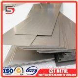 Plaques titaniques de la pente 5 Ti6al4V ASTM B265 pour industriel
