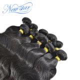 Напряжение питания на заводе оригинал Virgin Реми удлинитель волос волос человека Бразилии