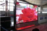 P5 320*160mm Visor LED interior para a estação de TV