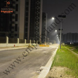 9m Polo de 130W de protección IP68 calle la luz solar