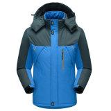 Outerwear Pizex зимы куртки людей ватка толщиного Windproof вскользь удобного крупноразмерная покрывает пальто хлопка людей
