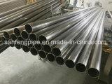 Tubi saldati automatici dell'acciaio inossidabile dello scarico