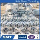 Конструкция крепления солнечной энергии для установки соединения на массу