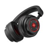 Casque sans fil Bluetooth Casque hi-fi stéréo des basses des jeux de sport avec microphone des écouteurs TF