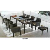 Muebles al aire libre revestidos del balcón del polvo de aluminio de Guangdong con el patio