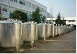 depósito de mistura de refrigeração de sorvete de aquecimento a vapor preço do tanque de refrigeração