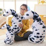 채워진 아이들 동물성 시뮬레이션 개 장난감 곰 연약한 견면 벨벳 장난감