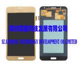 Pantalla LCD táctil del teléfono móvil de Samsung Galaxy J7 Pantalla de cristal líquido