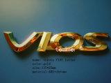 Стикер эмблемы письма автомобиля автоматического вспомогательного оборудования Vios
