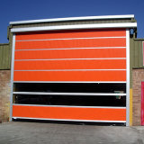 PVCクリーンルームの高速圧延のドア