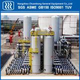 Pianta industriale del separatore di aria del generatore dell'idrogeno