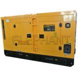AC het Stille Water In drie stadia van het Type koelde de Diesel van de Generator van 180 kVA