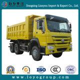 Camion de dumper de Sinotruk HOWO 10-Wheel 18m3/20m3 6X4