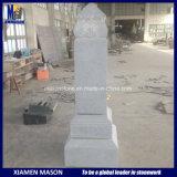 Pilar de granito barata para Memorial por grosso