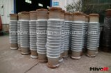 700kv isolateurs en porcelaine pour postes électriques de noyau creux