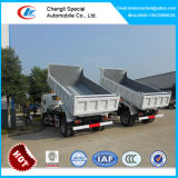 Isuzu 8tonのダンプトラック、販売のための6つの荷車引きのIsuzuのダンプカートラック