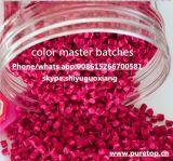 HDPE HoofdPartijen /Pigment Masterbatch van de Kleur van Masterbatch pp van de Kleur van de Techniek van de Rang de Plastic