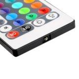 24 touches IR LED RVB de contrôleur de la Bande LED