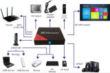 2017 Doos van TV 6.0 IPTV van Amlogic S905X van de manier de Androïde Slimme
