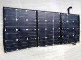 caricatore solare portatile elastico molle flessibile pieghevole del comitato di potere del telefono mobile di 120W Sunpower