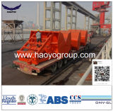 Encavateur à télécommande sans fil hydraulique de bateau