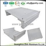 ISO9001 Caixa em alumínio de fábrica para o amplificador de áudio do carro