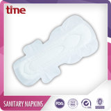 Impressão sem preço competitivo macio de algodão do Molde Senhora guardanapo sanitário com marca de fábrica