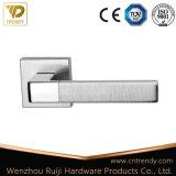 Heavy Duty la poignée de verrouillage de porte en alliage de zinc avec la base du vérin