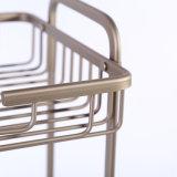 Шкаф угла ванной комнаты металла хранения Promotianal стальной для полотенца, мыла и шампуня