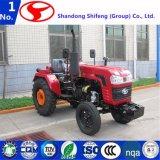 25HP pequeño tractor chino / mejor tractor para la pequeña comunidad en el motor del tractor/tractor de orugas/hidráulico del tractor de ruedas/hidráulico del tractor de dirección hidráulico del tractor/