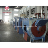 HDPE Flakes Friction washer recycling Machine