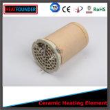 Mini elemento riscaldante di ceramica del diametro 16.5mm 800W