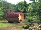 Sauna superiore del barilotto della persona di sauna 2-6 di sauna competitiva di Prcie