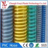 Hélice Stuction plastique PVC flexible pour l'utilisation de la piscine