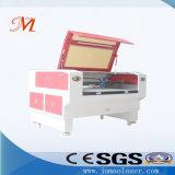 Máquina de estaca de venda quente do laser para os produtos de cristal (JM-1280H-CCD)