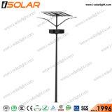 Poste de iluminación de 8 metros de doble brazo 120W LED de Energía Solar de la luz de carretera