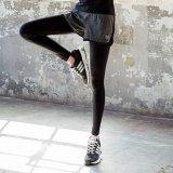 Haut de la qualité des jambières de sport taille Pocket femmes Yoga pantalons taille haute