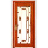 Porta Per Ambienti Interni In Vetro Massiccio (Yh-6012-1)