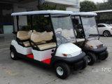 Carrinho de golfe pequeno veículo