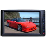 Nouvelles 7 Écran tactile XGA TFT moniteur LCD Voiture PC (VGA HTSU-705)