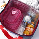 方法ナイロン昼食は上昇温暖気流袋の絶縁体のクーラーボックスを袋に入れる