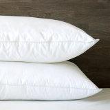 Высокое качество двойная стрелка внакидку полых волокон из микрофибры шеи подушка