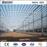 Granja de ganado de acero de la construcción de nuevos edificios con estructura de acero para un Buen Precio de Venta