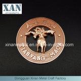 亜鉛合金のカスタム金属の印の記念品