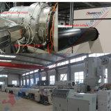 De HDPE Tubo de pressão de linha de extrusão de tubos PE do extrusor