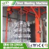 容器の部品のための回転ホックのタイプサンドブラスト機械