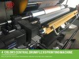 Macchina da stampa grafica di Flexo del timpano centrale/stampatrice centrale del timpano