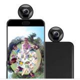 Hi720人間の特徴をもつSmartphoneのための小さい球の形のパノラマ式のカメラ